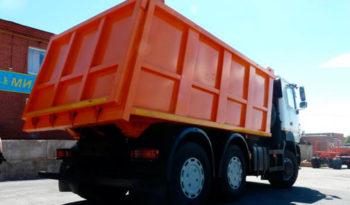 МАЗ-6501C5-584-000 full