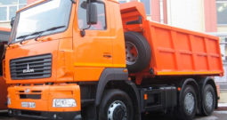 МАЗ-6501V6-520-011