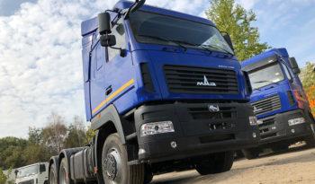 МАЗ-6430E9-520-012