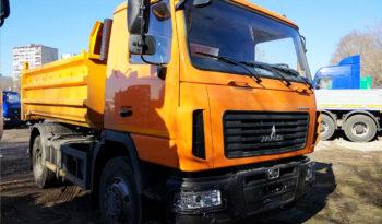 МАЗ-5550C3-581-000 full
