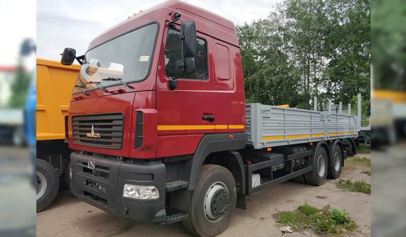 МАЗ-6312C9-520-015 full