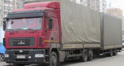 МАЗ-6310E9-520-031