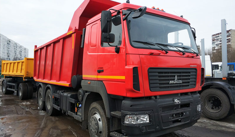 МАЗ-6501С9-8520-005 full