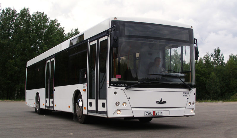 МАЗ 203116 full