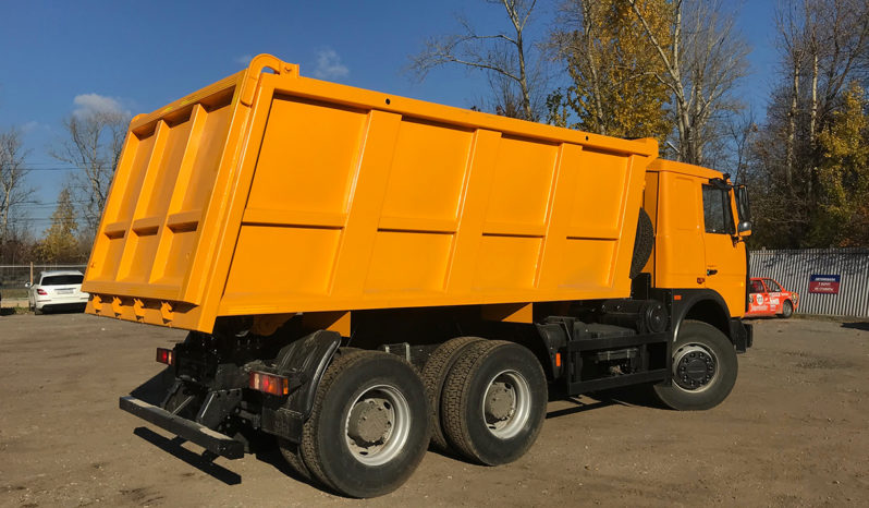 МАЗ-5516X5-481-000 full