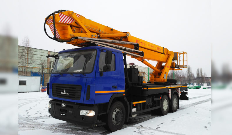 АГП-40-W full