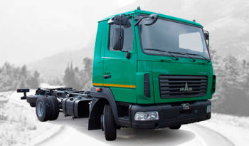МАЗ 4381N2-540-001